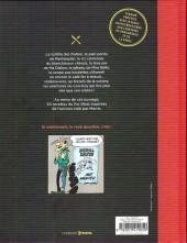 Verso de Lucky Luke -HS7TL- Recettes pour bien nourrir son cow-boy