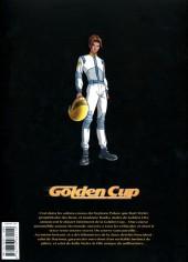 Verso de Golden Cup -INT1- Intégrale - Tomes 1 à 3