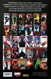 Verso de Ultimate Comics Spider-Man - Tome 1