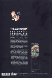 Verso de Authority (The) : Les années Stormwatch -1- Volume 1