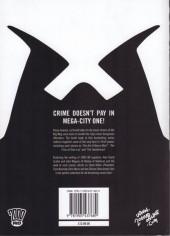 Verso de Judge Dredd: The Complete Case Files (2005) -INT10- 2000AD Progs 474-522 Year: 2108-2109