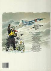 Verso de Tanguy et Laverdure -3e1990- Danger dans le ciel