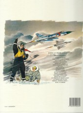 Verso de Tanguy et Laverdure -9a85- Les anges noirs