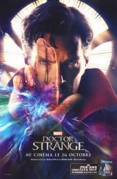 Verso de Marvel Saga (3e série - 2016) -HS1- Doctor Strange - Le Prologue du film