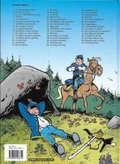 Verso de Les tuniques Bleues -4b2004- Outlaw