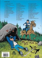 Verso de Les tuniques Bleues -5c2015- Les déserteurs