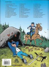 Verso de Les tuniques Bleues -7d2003- Les bleus de la marine