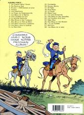 Verso de Les tuniques Bleues -7c1989- Les bleus de la marine