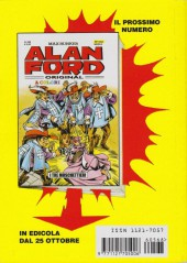Verso de Alan Ford original -568- Shaira