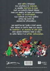 Verso de Rockman (Les aventures de) - L'Intégrale de Rockman