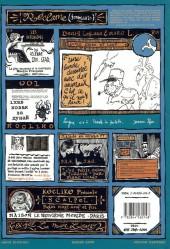 Verso de Kocliko -1- Automne-Hiver 1999-2000