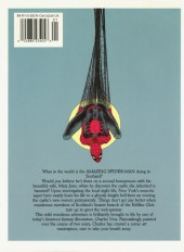 Verso de Amazing Spider-Man (The): Spirits of the Earth (1990) - Amazing Spider-Man: Spirits of the Earth