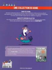 Verso de Léonard - La Collection (Prisma Media) -3734- Docteur génie et Mister
