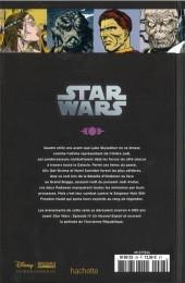Verso de Star Wars - Légendes - La Collection (Hachette) -266- La Légende des Jedi - III. Le Sacre de Freedon Nadd