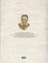 Verso de Vincent - Un saint au temps des mousquetaires