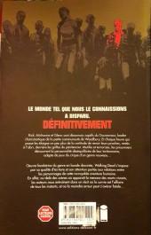 Verso de Walking Dead -6a2010- Vengeance