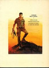 Verso de Bob Morane 2 (Dargaud) -10a70- Opération Chevalier Noir