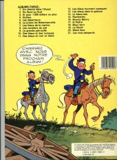 Verso de Les tuniques Bleues -5b1985- Les Déserteurs