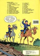 Verso de Les tuniques Bleues -23a1987- Les Cousins d'en face