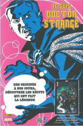Verso de Marvel Classic (2e série) -7- Les origines du Dr Strange