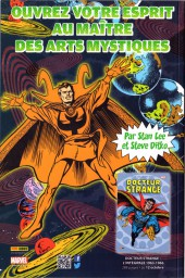 Verso de Marvel Saga (3e série - 2016) -3- Le Carrément Démentiel Hulk