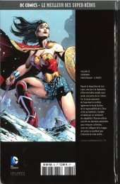 Verso de DC Comics - Le Meilleur des Super-Héros -32- Superman - Pour demain - 2e Partie