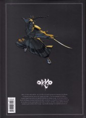 Verso de Okko -INT5- Le Cycle du vide - Édition intégrale