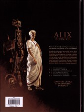 Verso de Alix Senator -5- Le Hurlement de Cybèle