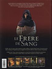 Verso de Marcas, maître franc-maçon -5- Le frère de sang 3/3
