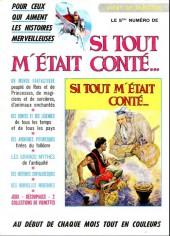 Verso de Rin Tin Tin & Rusty (2e série) -14- Le poste z