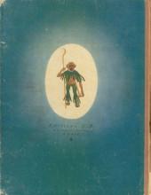 Verso de Casseboufigue -2- Les vacances fantastiques des fils de Casseboufigue
