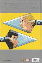 Verso de All-New Hawkeye (100% Marvel) -2- Les Hawkeye