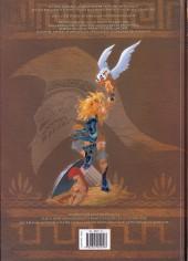 Verso de Atalante - La Légende -9- Le Secret d'Héraclès
