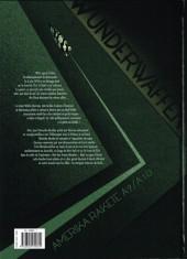 Verso de Wunderwaffen -10- La Nuit des Armes Miracles