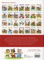 Mini loup les albums hachette bd informations cotes - Coloriage mini loup et les pirates ...