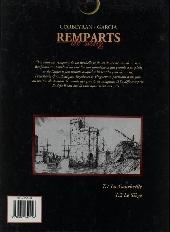 Verso de Remparts de sang -1- La Gourbeille