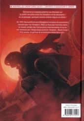 Verso de Assassin's Creed : Templars -11- Black Cross