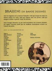 Verso de Brassens -INT- Intégrale