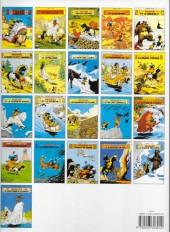 Verso de Yakari -1b1995- Yakari et grand aigle