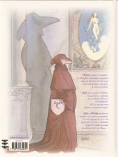 Verso de Le jour des Magiciens -1- Anja