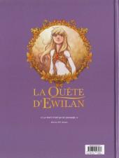 Verso de La quête d'Ewilan -4- Les plateaux d'Astariul