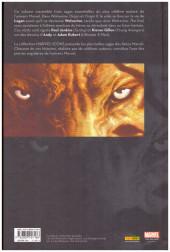 Verso de Wolverine (Marvel Icons) - Wolverine