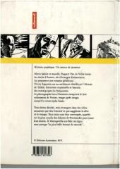 Verso de Histoires graphiques - Un amour de jeunesse - Anvers, Tolède, Venise...