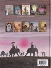 Verso de India dreams -9- Le Regard du vieux singe