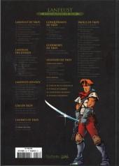 Verso de Lanfeust et les mondes de Troy - La collection (Hachette) -29- Gnomes de Troy - Même pas Peur
