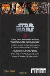 Verso de Star Wars - Légendes - La Collection (Hachette) -2762- X-Wing Rogue Squadron - I. Rogue Leader