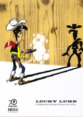 Verso de Lucky Luke -45ES70- L'empereur Smith