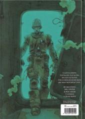 Verso de Exterminateur 17 - Tome INT