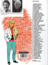 Verso de Ric Hochet -52a00- Le maître de l'illusion