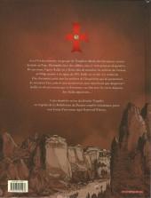 Verso de Le dernier templier -6- Le Chevalier manchot